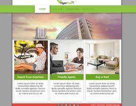 #1 for rush 2 page Design for Website Mockup af lola2021