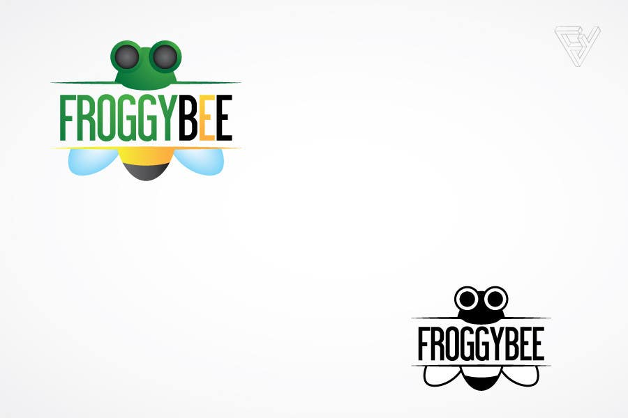 #93 for Logo Design for FROGGYBEE by Ferrignoadv