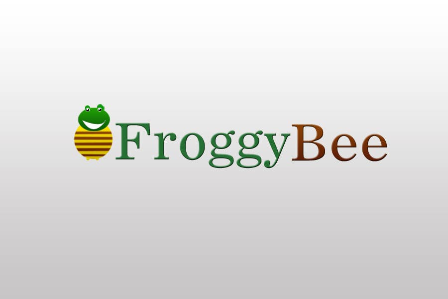 #138 for Logo Design for FROGGYBEE by Thegodfather1