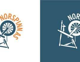 #20 for Spinning fiber logo af jaspalbhardula