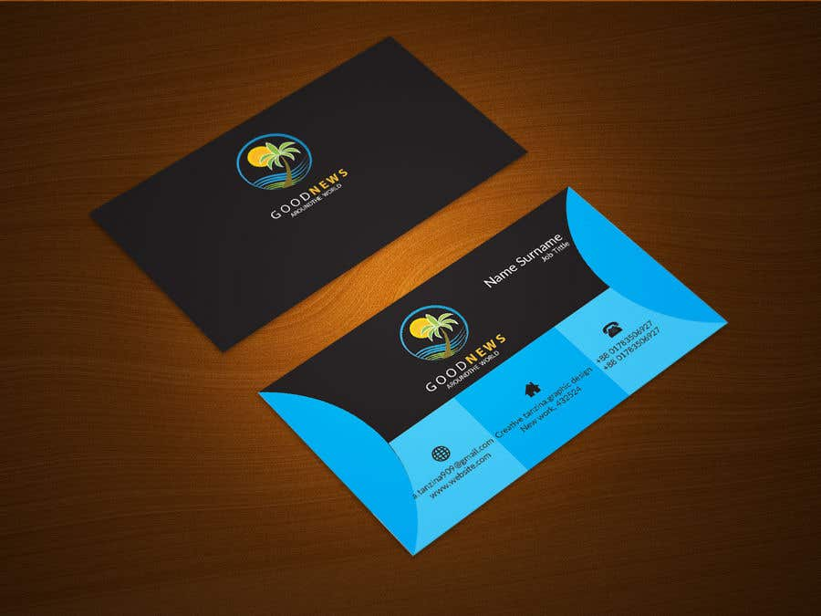 Entry 29 By Nurunnahar858 For Quick Business Card And Logo Design