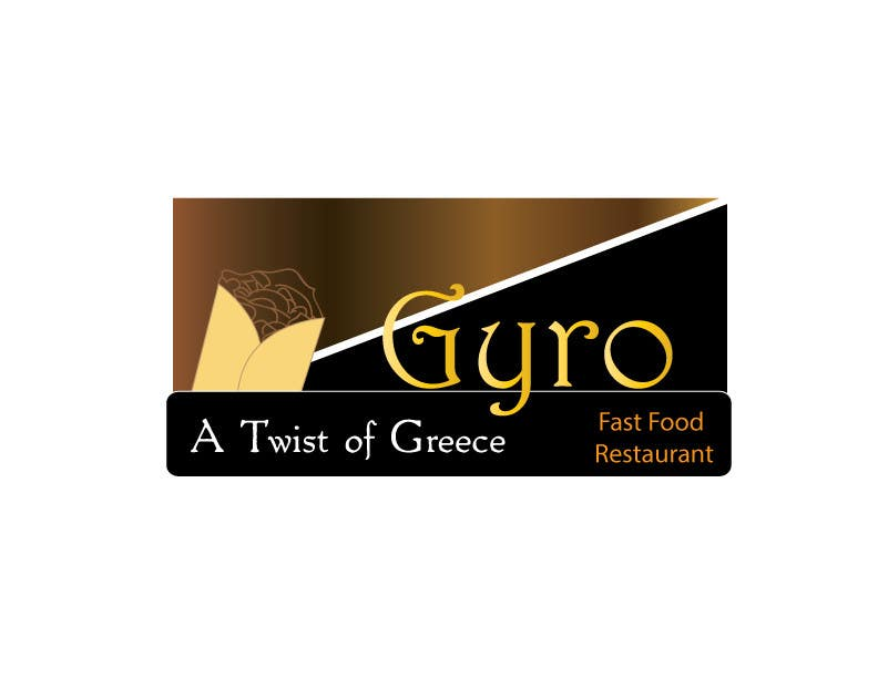 Contest Entry #                                        15                                      for                                         I need a Name and Logo for a Gyro Fast Food Restaurant