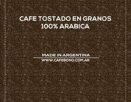 Nro 24 kilpailuun DESIGN A LABEL - CAFE BONO käyttäjältä OrHPositivo
