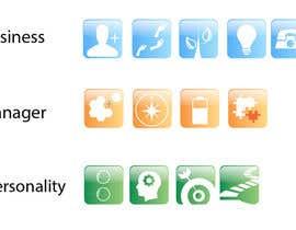 #51 cho Design 13 icons bởi oricori
