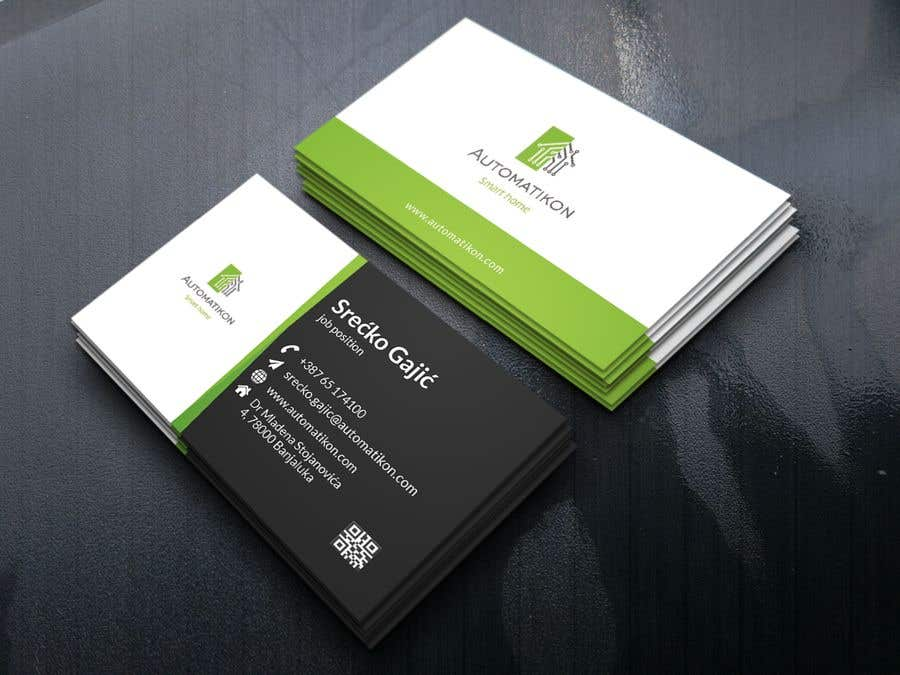Entry #146 by Graphichouse1399 for Design Business Cards for Smart ...