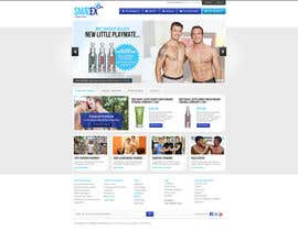 #31 cho Website Design for Smazex.com bởi creator9