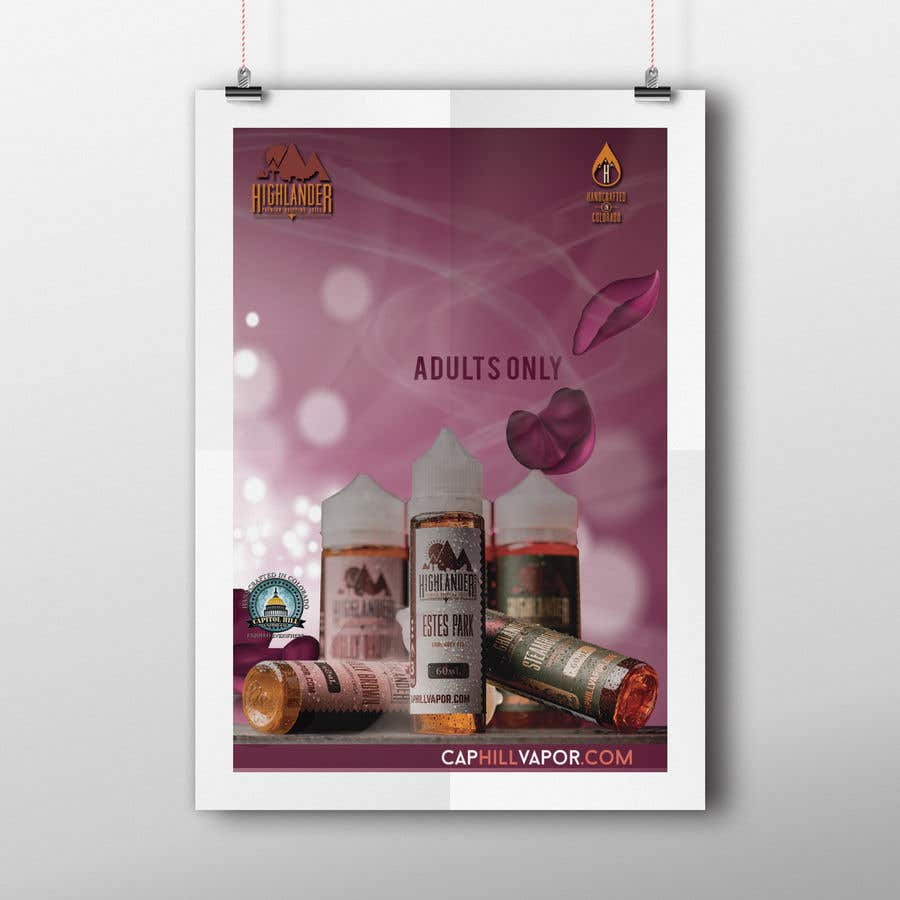 entry 36 by mphakek for promotional poster design opportunity for