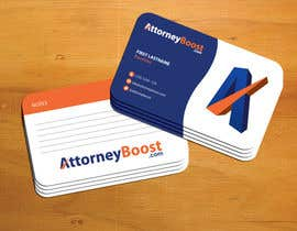 GDesignGe tarafından Business Card Design for AttorneyBoost.com için no 220