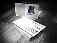Graphic Design Entri Peraduan #250 for Business Card Design for AttorneyBoost.com