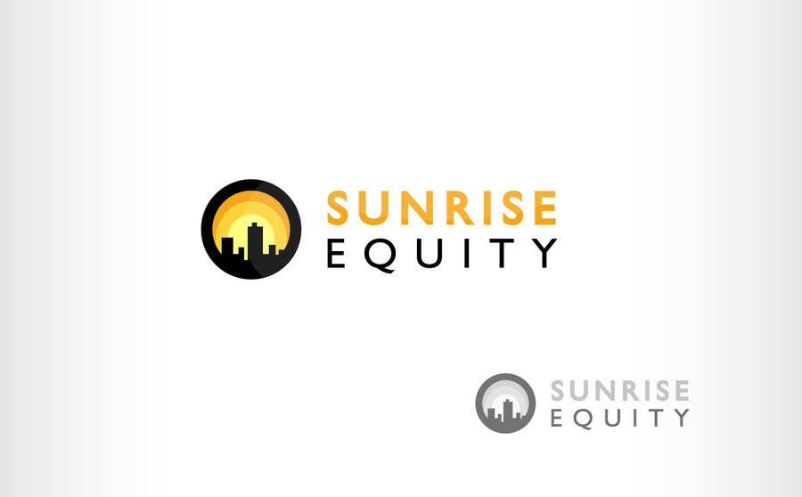 Penyertaan Peraduan #777 untuk Logo Design for Sunrise Equity