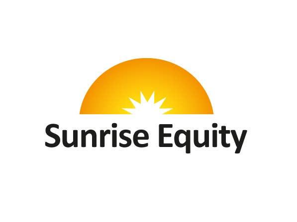 Конкурсная заявка №819 для Logo Design for Sunrise Equity