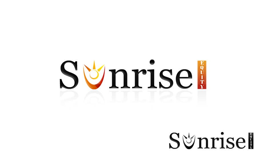 Конкурсная заявка №864 для Logo Design for Sunrise Equity