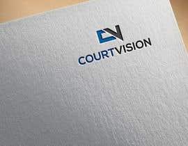 #287 for Logo Courtvision af graphicground