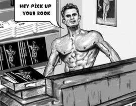 Nro 15 kilpailuun Bodybuilding Book Sketch käyttäjältä chetankumar91