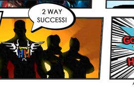 Číslo 8 pro uživatele Design a Banner/Facebook/Twitter Illustrations for Hero Motivators od uživatele hadeerafarouk