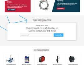 Nro 10 kilpailuun SFI Orbimax Homepage Design käyttäjältä monmohon