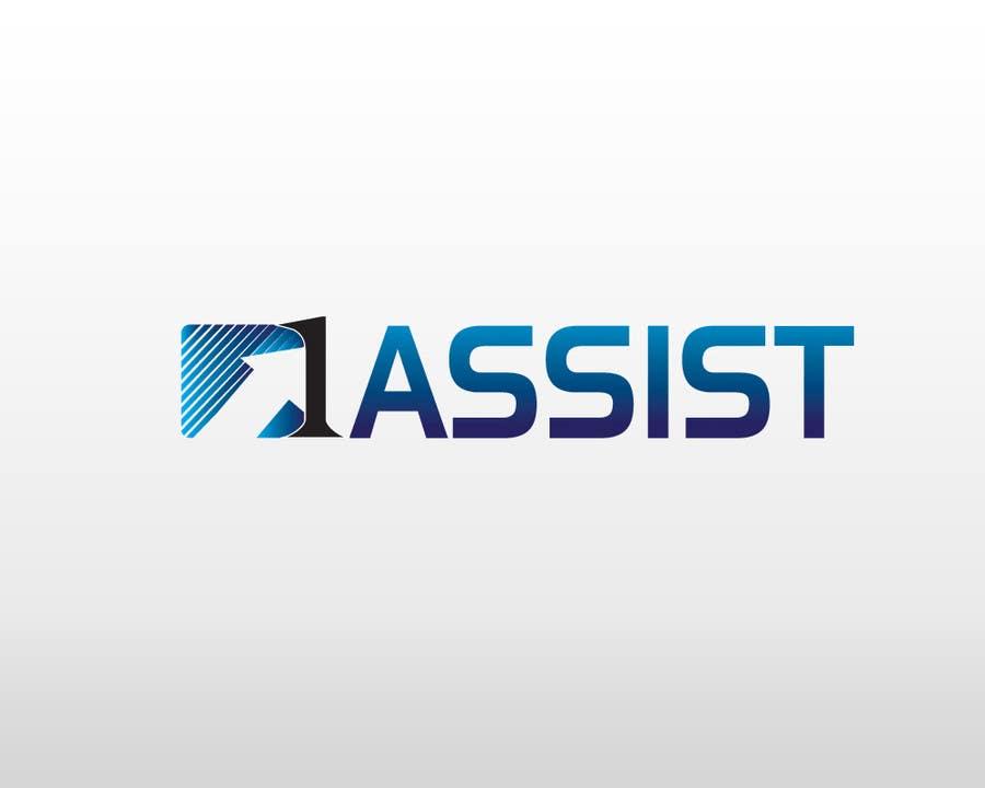 Proposition n°264 du concours Logo Design for 1 Assist