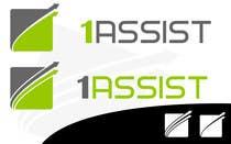 Graphic Design Entri Peraduan #375 for Logo Design for 1 Assist