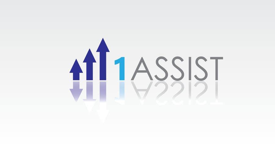 Proposition n°126 du concours Logo Design for 1 Assist