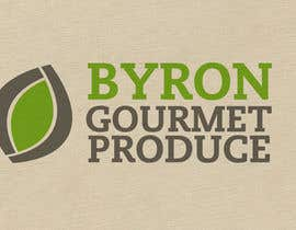 #53 for Logo Design for Byron Gourmet Produce af santarellid