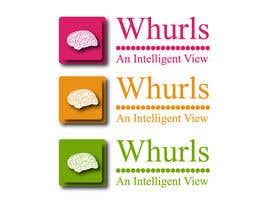 #51 para Logo Design for Whurls por infernalwrath