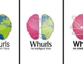 #67 para Logo Design for Whurls por StanStoyanov
