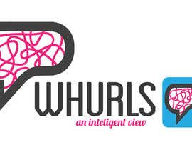 #198 para Logo Design for Whurls por psiebold