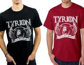 """#6 for Create a """"Tyrion -  Trial by combat"""" Illustration for a t-shirt af feramahateasril"""