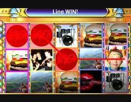 #8 untuk Slot Machine Demo Video oleh EmadMoradian