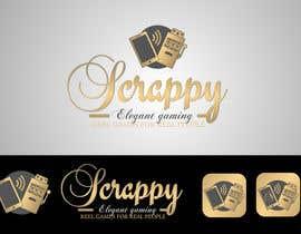 #34 untuk Design a Logo for Scrappy Elegant Gaming oleh Attebasile