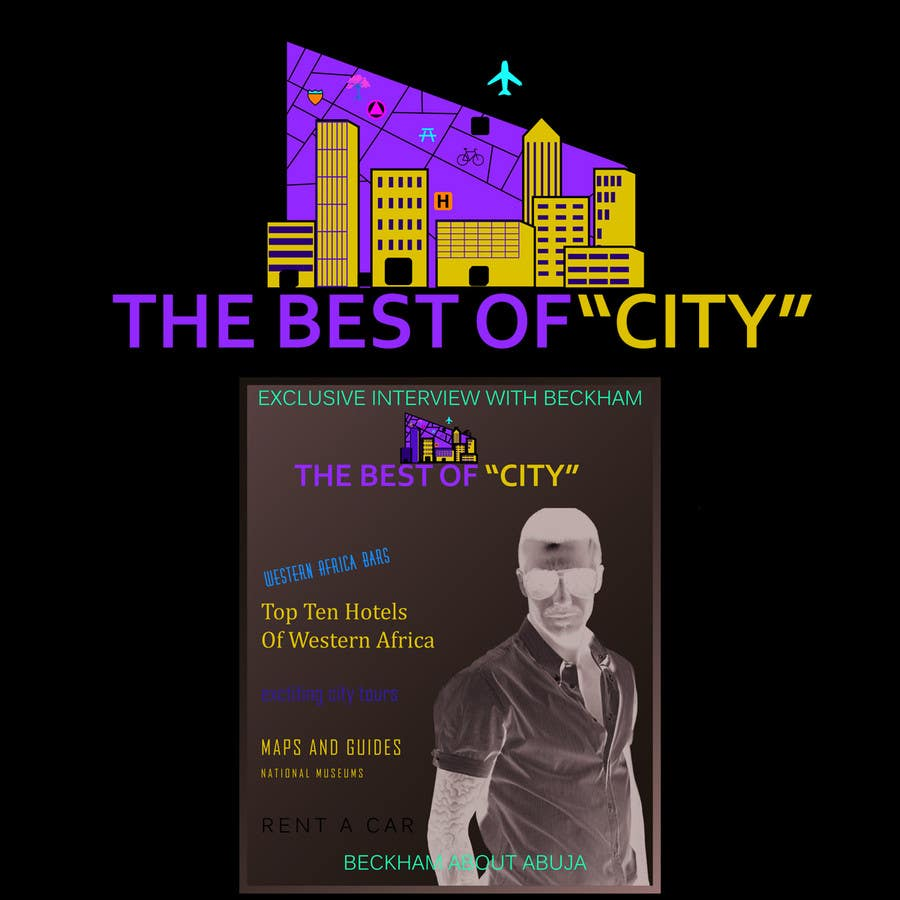 """Proposition n°                                        40                                      du concours                                         Logo Design for The Best of """"City"""""""