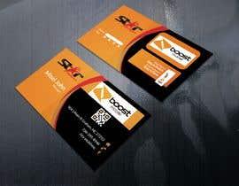 #46 para Boost Mobile Business Card por Graphichouse1399