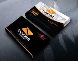 #4 para Boost Mobile Business Card por risfatullah