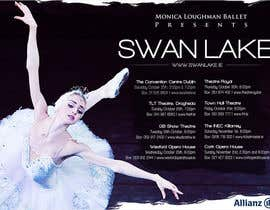 nº 17 pour Graphic Design for Swan Lake par pris