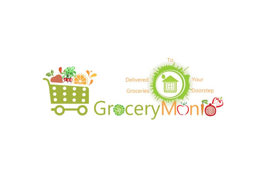 Contest Entry #                                        79                                      for                                         Logo for Online Grocery Store