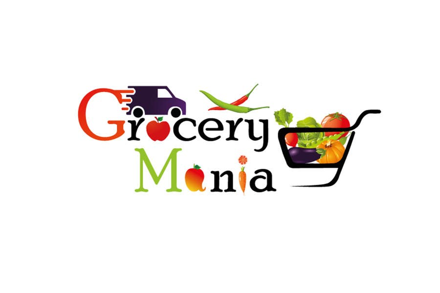 Contest Entry #                                        52                                      for                                         Logo for Online Grocery Store