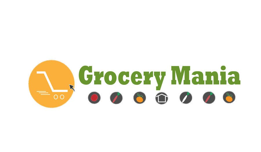 Contest Entry #                                        78                                      for                                         Logo for Online Grocery Store