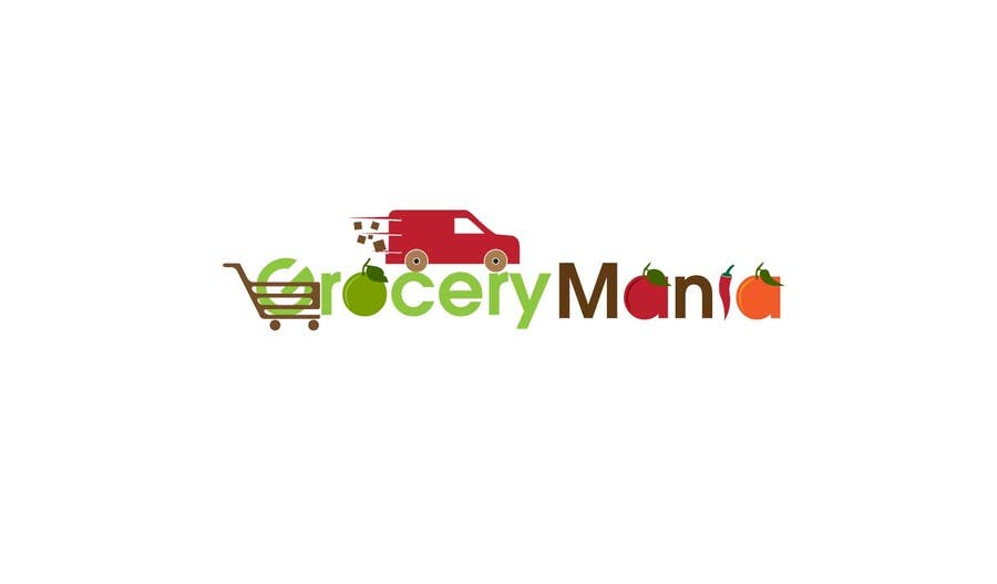 Contest Entry #                                        55                                      for                                         Logo for Online Grocery Store