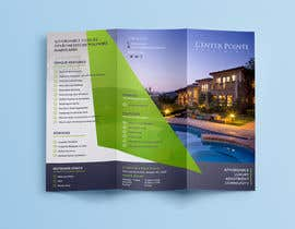 #29 for Design a Brochure for an Apartment Community af alromisa