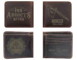 #18 para Design an SVG Wallet Template por DAISYMURGA