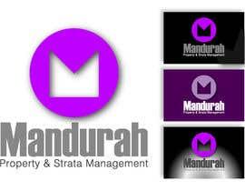 nº 149 pour Logo Design for Mandurah Property & Strata Management par artius