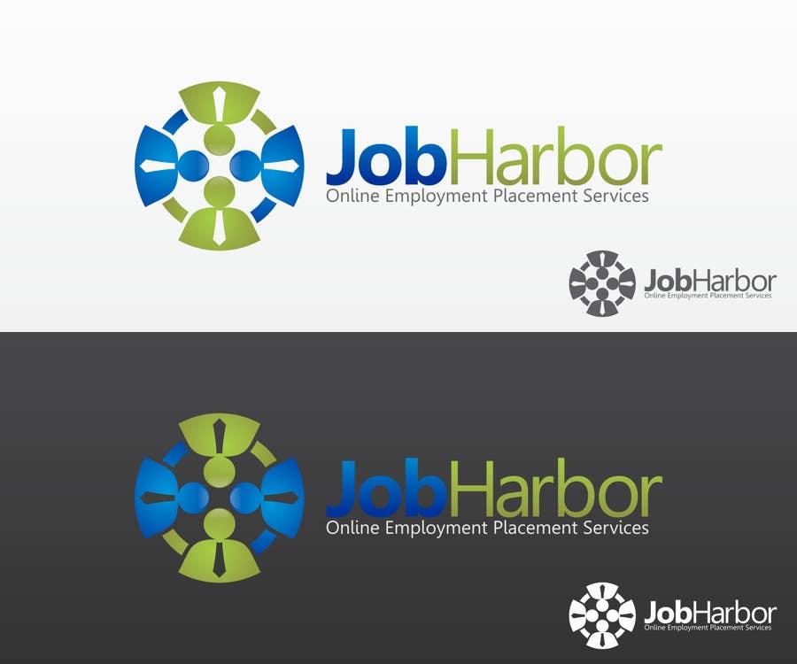 Penyertaan Peraduan #68 untuk Logo Design for Job Harbor