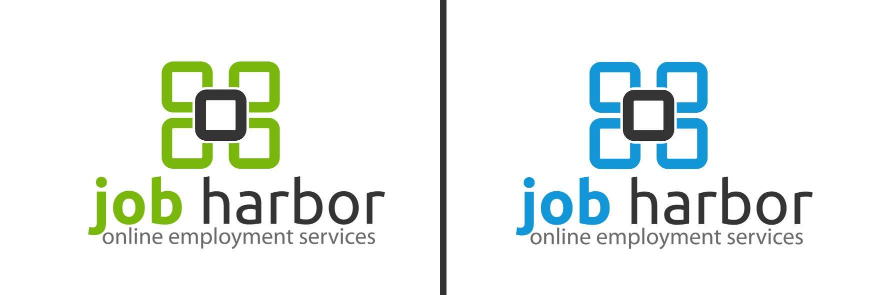 Penyertaan Peraduan #205 untuk Logo Design for Job Harbor