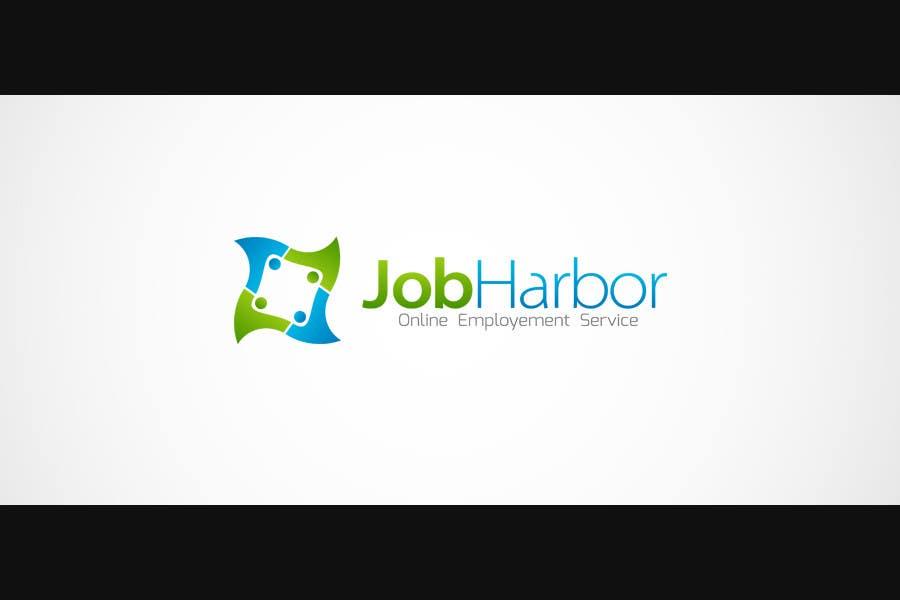 Penyertaan Peraduan #155 untuk Logo Design for Job Harbor