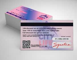 #24 for Design a membership card by NazmulHudaManaf