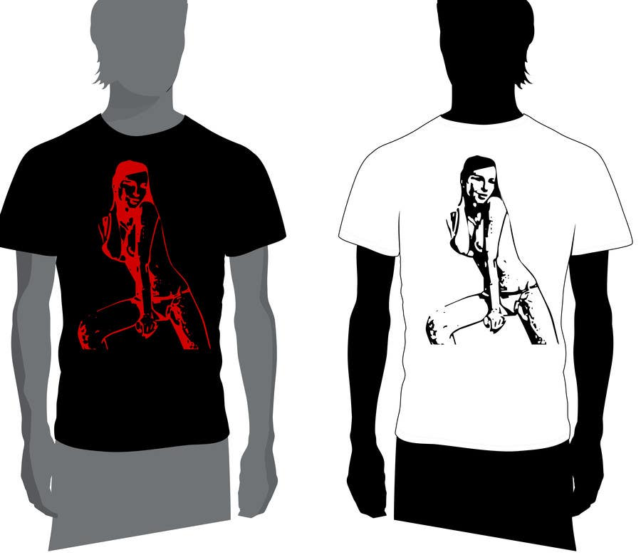 Proposition n°                                        92                                      du concours                                         T-shirt Design for BearManor Media