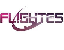 GiveUsYourTask tarafından Design a Logo for Flightes için no 7