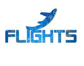 GiveUsYourTask tarafından Design a Logo for Flightes için no 11