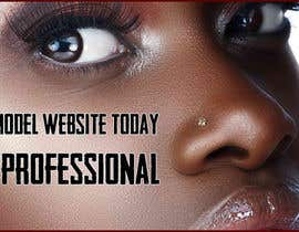 Naumovski tarafından Design a Banner for Nigerian Model için no 6