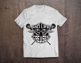 #128 para Motorcycle Gang/Harley Davidson style Logo for men's lacrosse team de Mizanur78hw